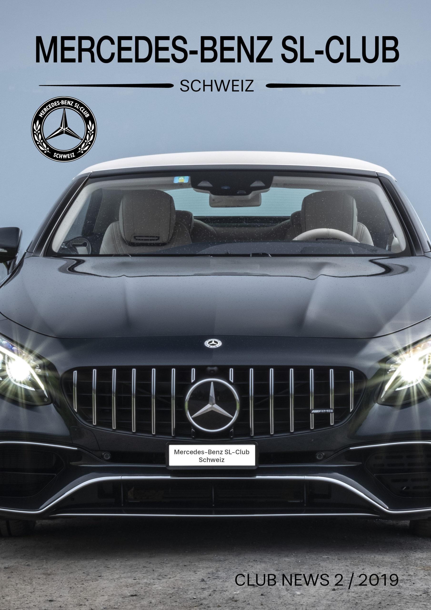 Mercedes-Benz Clubnachrichten 2_2019